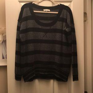 Wyatt Cashmere Sweater.